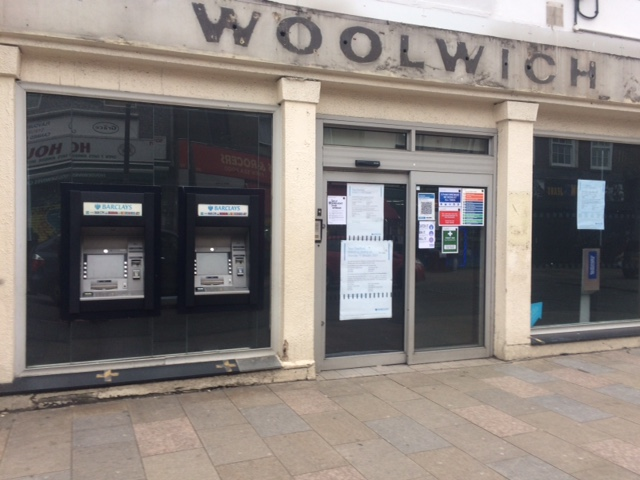 Photo of Woolwich Bank in Deptford High St